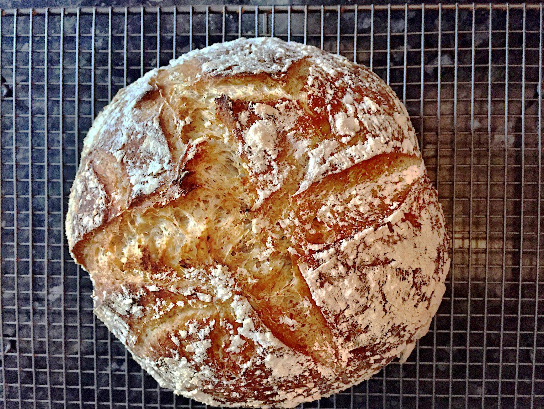 Bread Sour dough Sofia Franc SALT